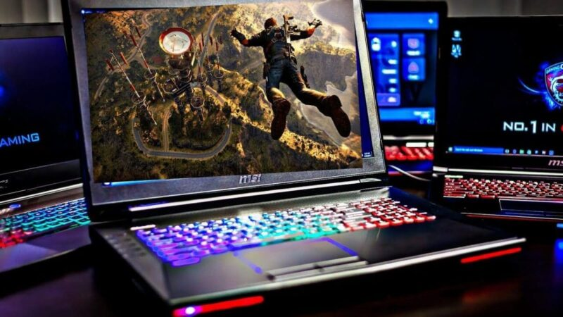 Comparatif : Meilleur PC portable Gamer