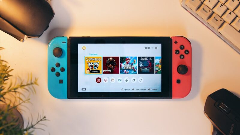 Console Nintendo switch : test et avis